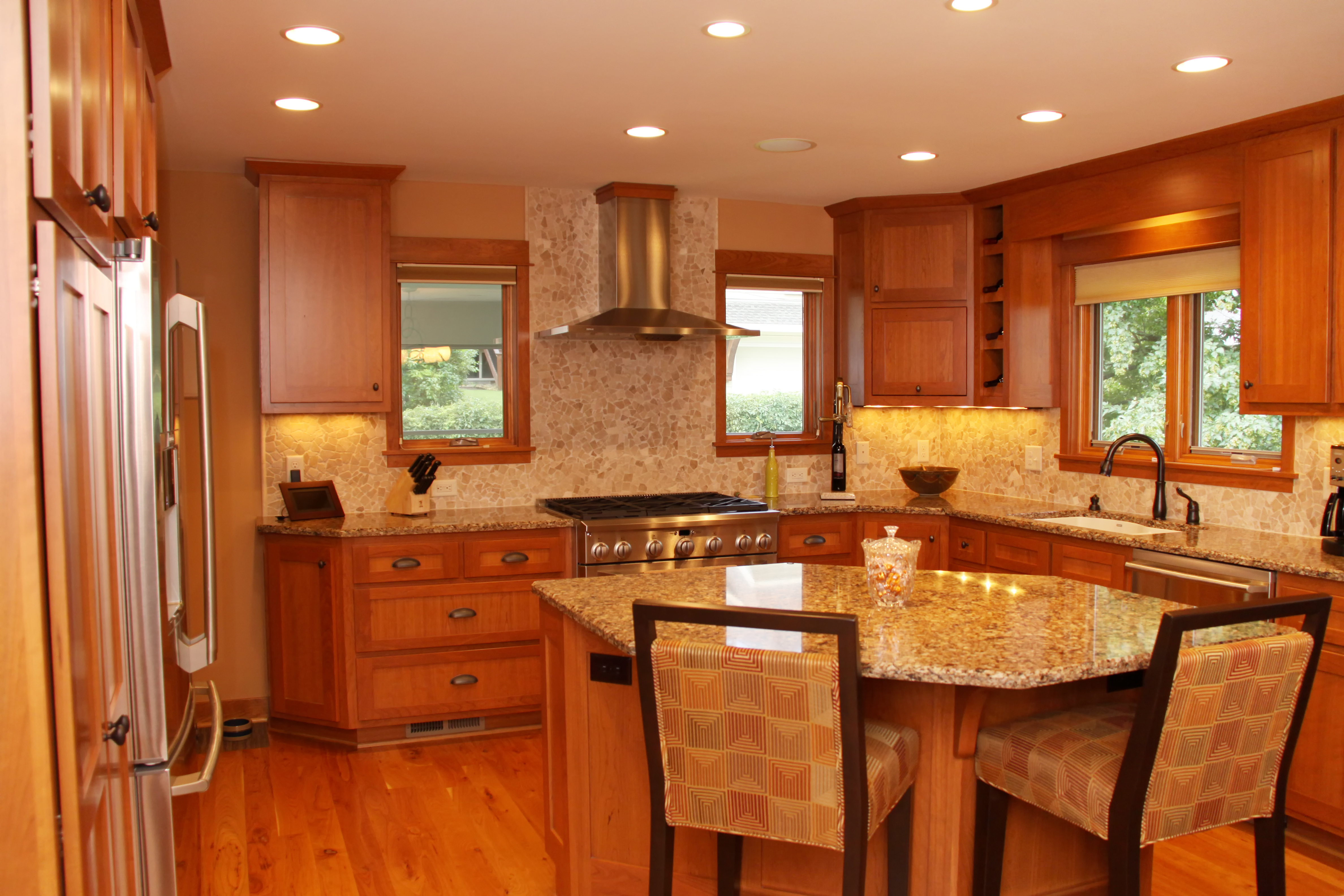 Custom Cabinets and Countertops MN