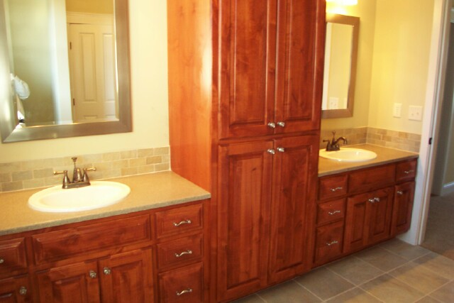 custom bathroom vanity custom cabinetry building and installation