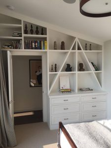 Built-In Display Cabinets