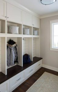 Closet Built-in Cabinets