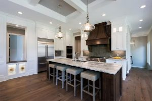 Cost of Custom Kitchen Cabinetry