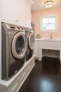 Wayzata, MN Laundry Room Cabinets