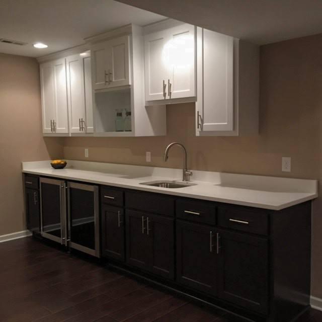 Custom Bar Design & Construction   MN Cabinet Shop