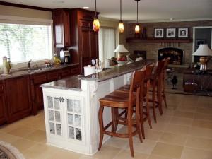 Kitchen Island and Cabinet Builder MN