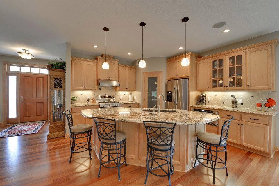 Kitchen Cabinets Minnesota Cabinet Maker Contemporary Kitchen
