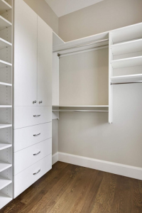 Mudroom Cabinet Storage