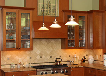 Open View Cabinetry From Danner's Cabinet Shop
