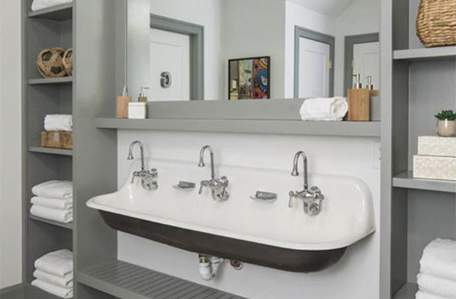 Top Trend in Bathroom Vanities 2021 - Floating Vanities and Sinks