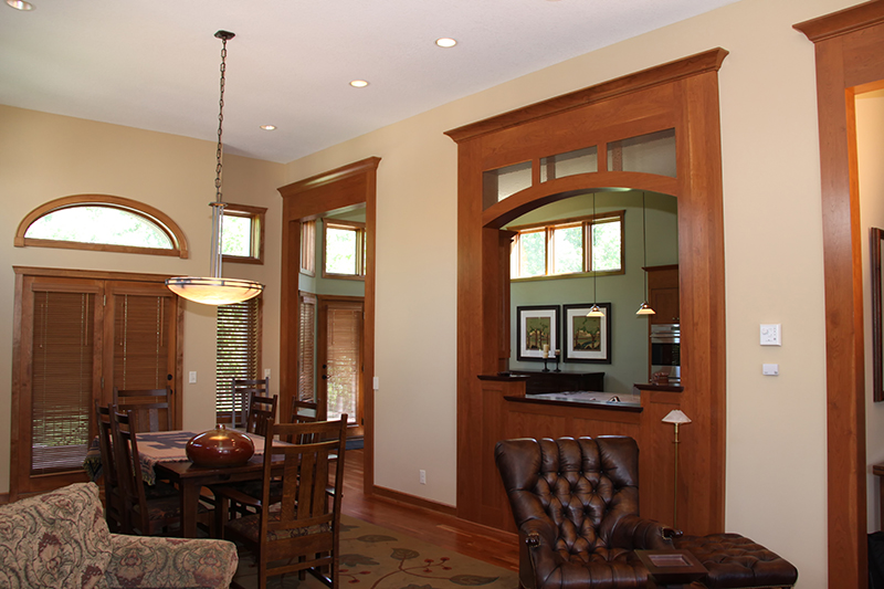 Custom Archways and Woodworking