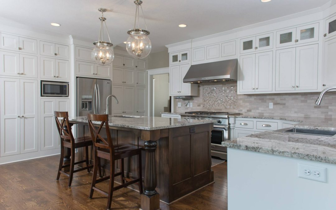 Custom Kitchen Cabinets & Countertops 1